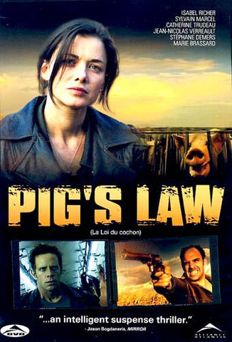 Pig's Law DVD Movie