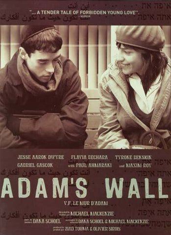 Adam s Wall (Bilingual) DVD Movie