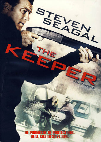 The Keeper (Steven Seagal) (Bilingual) DVD Movie