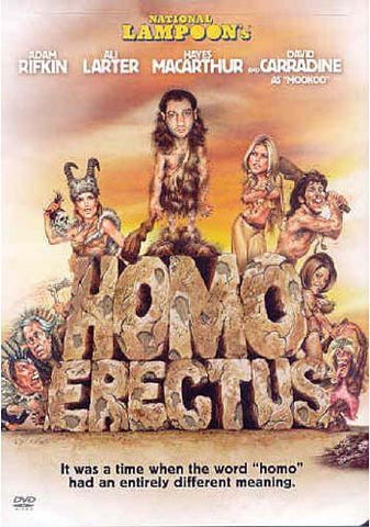 National Lampoon s - Homo Erectus DVD Movie