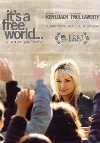 It's A Free World... (Un Monde Sans Frontieres) DVD Movie