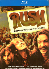 Rush - Beyond The Lighted Stage (Bilingual) (Blu-ray) (Steelbook Edition)
