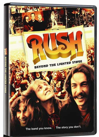 Rush - Beyond The Lighted Stage (2 Disc)(Bilingual) (Steelbook Edition) DVD Movie
