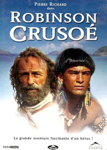 Robinson Crusoe DVD Movie