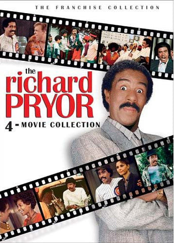 The Richard Pryor4-Movie Collection DVD Movie
