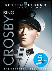 Bing Crosby - Screen Legend Collection (Boxset)