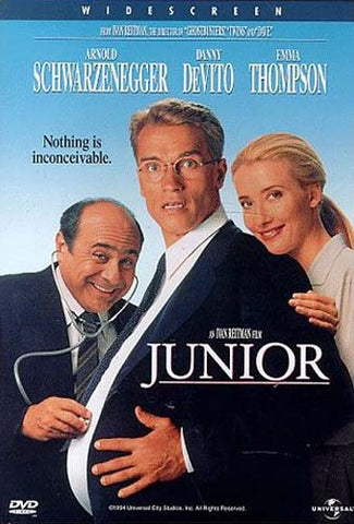 Junior (Arnold Schwarzenegger) DVD Movie