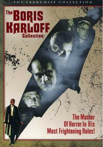The Boris Karloff Collection (Boxset) DVD Movie