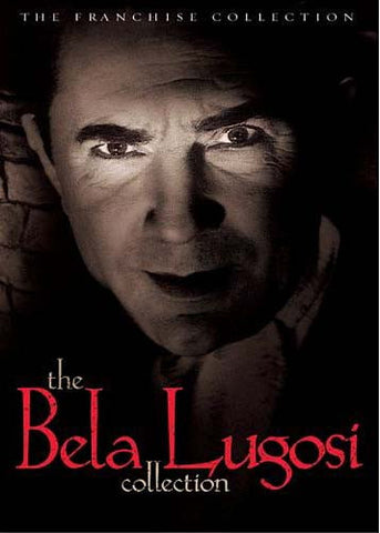 The Bela Lugosi Collection DVD Movie