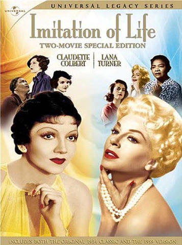 Imitation Of Life (Two-Movie Special Edition) (Universal Legacy Series) DVD Movie
