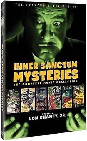 Inner Sanctum Mysteries - The Complete Movie Collection DVD Movie