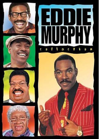 Eddie Murphy Collection (Nutty Professor/Nutty Professor II/Bowfinger/Life) (Boxset) DVD Movie