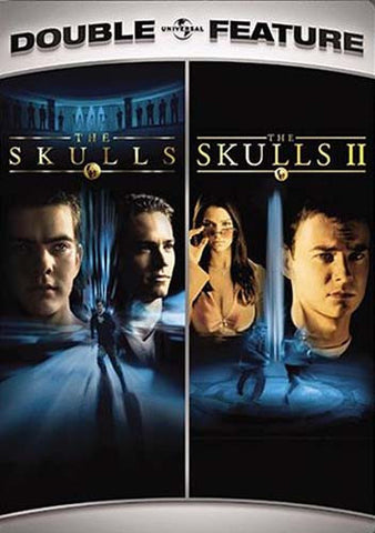 The Skulls / The Skulls 2 (Double Feature) DVD Movie