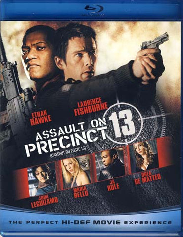 Assault on Precinct 13 (bilingual)(Blu-ray) BLU-RAY Movie
