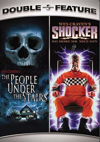 The People Under the Stairs/Shocker (Double Feature) DVD Movie