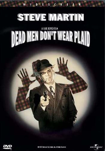 Dead Men Don't Wear Plaid DVD Movie