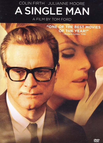 A Single Man DVD Movie