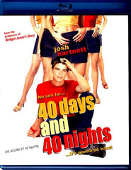 40 Days and 40 Nights (Bilingual) (Blu-ray)
