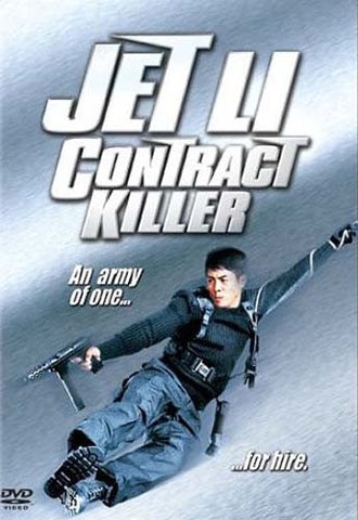 Contract Killer DVD Movie