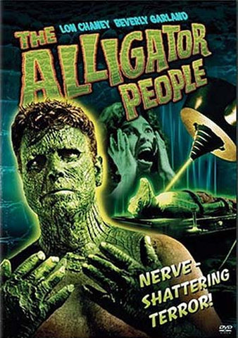 The Alligator People DVD Movie