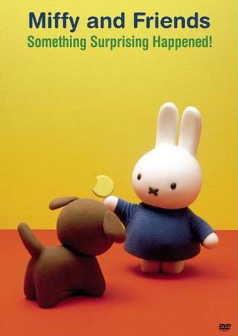 Miffy and Friends - Something Surprising Happened! DVD Movie