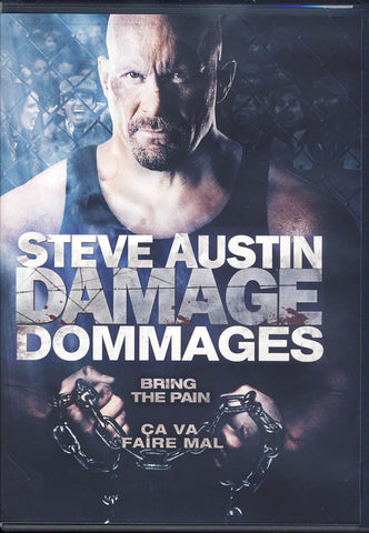 Damage (Dommages) - Steve Austin (Bilingual) DVD Movie