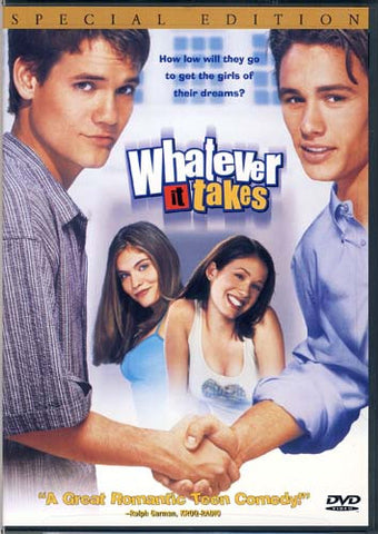 Whatever It Takes (Special Edition) (Fullscreen) DVD Movie