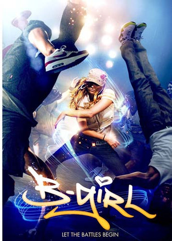 B-Girl(Bilingual) DVD Movie