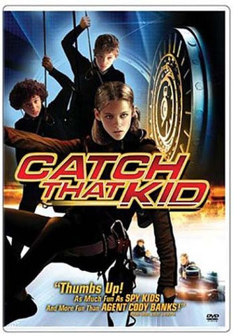 Catch That Kid (Widescreen/Fullscreen) DVD Movie
