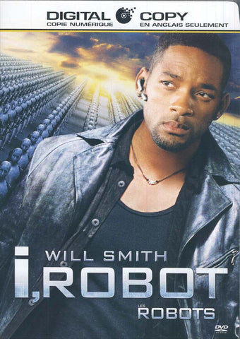I, Robot (Widescreen Edition + Digital Copy)(Les Robots) DVD Movie