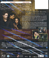 The Twilight Saga - New Moon (Bilingual)(Blu-ray)