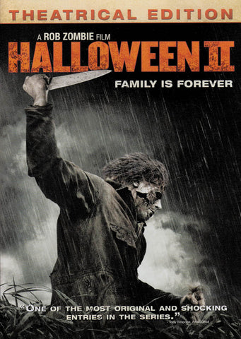 Halloween II (2) (Theatrical Edition) DVD Movie