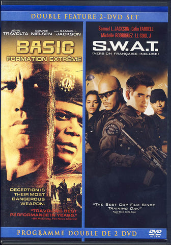 Basics/S.W.A.T. (Double Feature) (Bilingual) DVD Movie