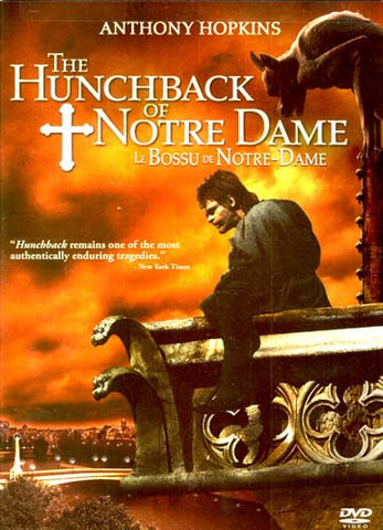 Hunchback Of Notre Dame (Anthony Hopkins) (Fullscreen) DVD Movie