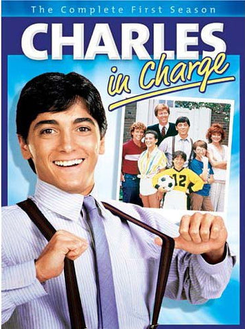 Charles In Charge - The Complete First Season (Boxset) DVD Movie