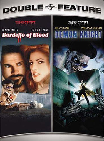 Tales From The Crypt - Bordello Of Blood/Demon Knight (Double Feature) DVD Movie