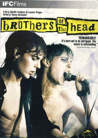 Brothers of the Head DVD Movie