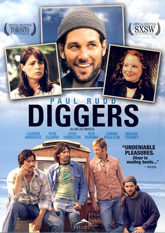 Diggers (Bilingual) DVD Movie