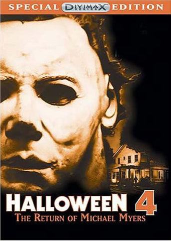 Halloween 4 - The Return of Michael Myers (Special Editon) DVD Movie