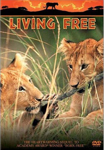 Living Free DVD Movie