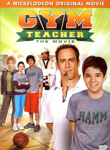 Gym Teacher The Movie DVD Movie