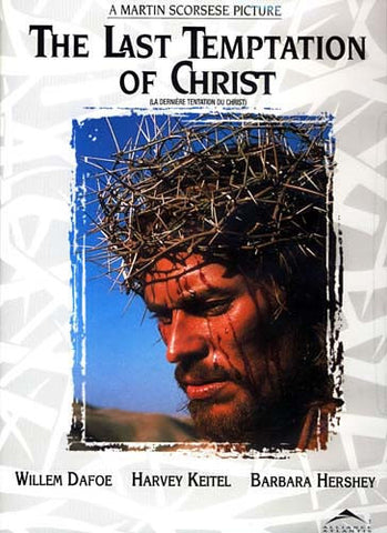 The Last Temptation of Christ (Bilingual) DVD Movie