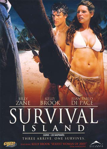 Survival Island DVD Movie