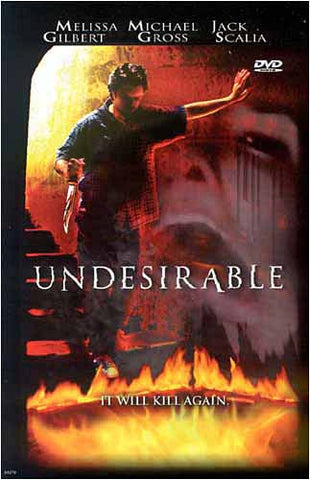 Undesirable DVD Movie