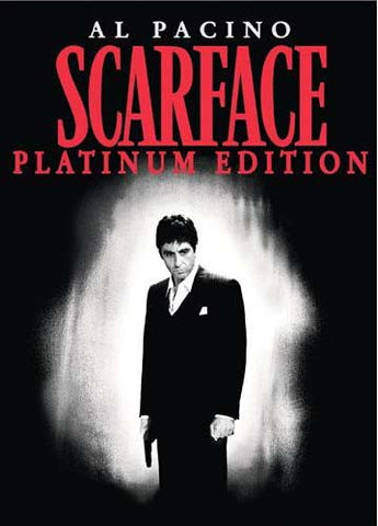 Scarface (Platinum Edition) DVD Movie