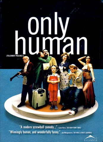 Only Human (Tellement Proches!) DVD Movie