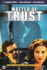 Matter of Trust DVD Movie