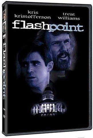 Flashpoint (Kris Kristofferson) DVD Movie