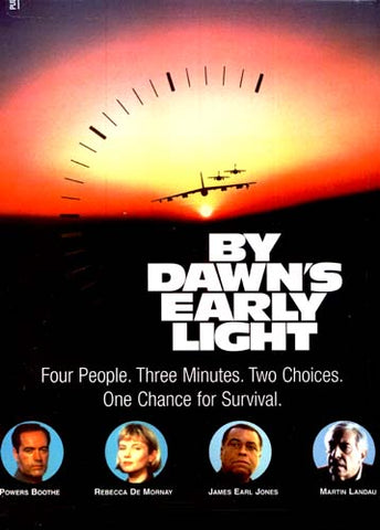 By Dawn's Early Light DVD Movie