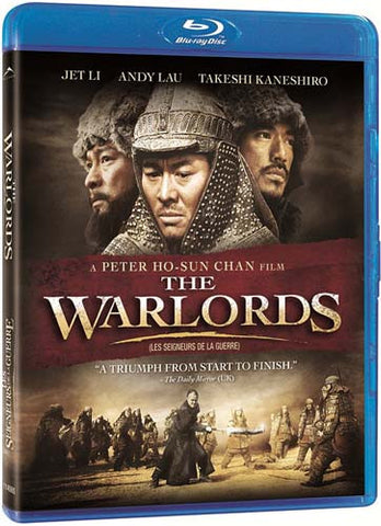 The Warlords (Blu-ray) (Bilingual) BLU-RAY Movie